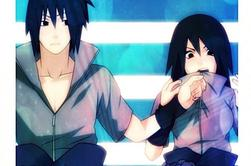 Sasuke and Rin