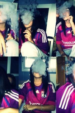 Fume avant que la vie te fume.. ♥