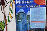 marché de Noêl à Mutzig