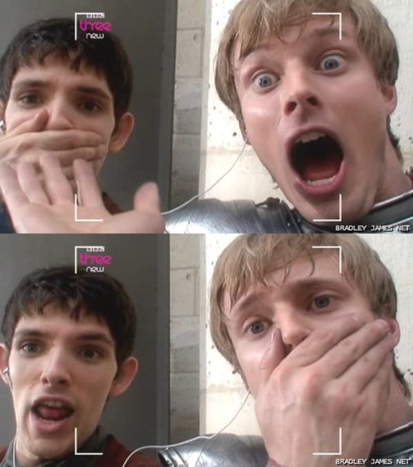 HORS-SUJET :  Merlin :D Photos Dossiers !!!