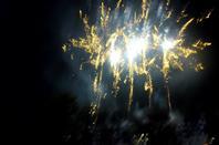 subblime le feu d'artifice hier soir a cholet 8