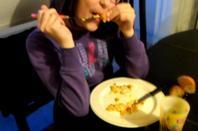 diner avec ma meilleure amie