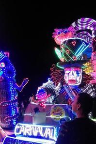 le carnaval,c'etait genial