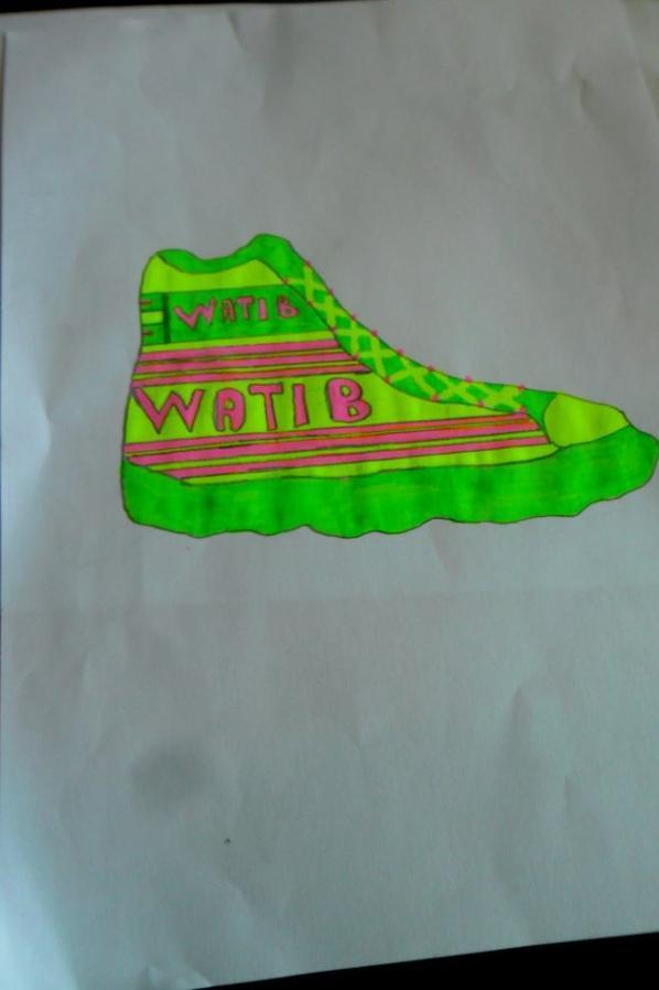 ma fille est une artiste