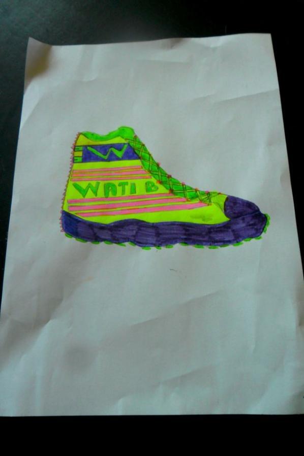 mon fils aussi est un artiste