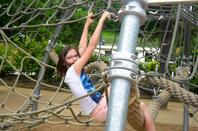 petit moment sympas au parc de riboux avec ma fille et l'homme que j'aime