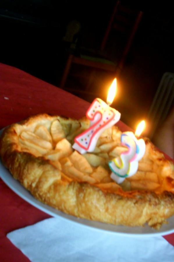 repas en l'honneur de mon anniversaire avec ma fille et mes amies 3