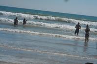 un aprem a la mer avec ma fille,l'homme que j'aime et une super soirèè avec arthur un ami 3