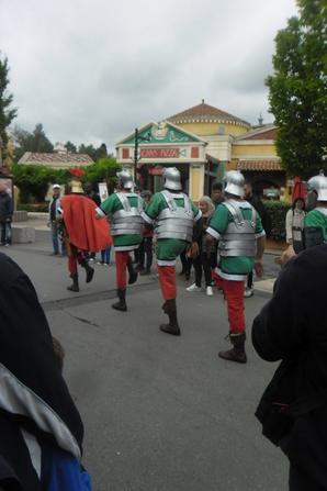 en route pour le parc d'asterix 19