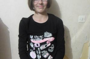 hier,ma fille a eu 13 ans,bon anniversaire ma fille 3