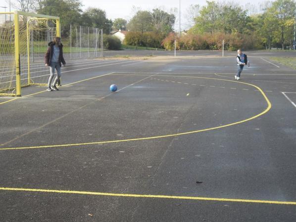 un dimanche matin au terrain de basket avec mes amours 7
