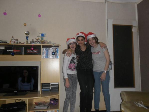 petit delir avec ma fille et ma soeur