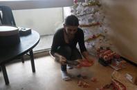 ouverture des cadeaux de noel avec ma fille et ma soeur 4
