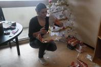 ouverture des cadeaux de noel avec ma fille et ma soeur 5