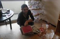 ouverture des cadeaux de noel avec ma fille et ma soeur 6