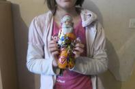 ouverture des cadeaux de noel avec ma fille et ma soeur 7