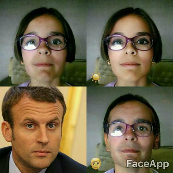 mes enfants et moi version vieux,homme et avec lunettes lol