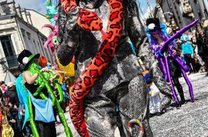 defilè du carnaval de jour 2018 de cholet 42
