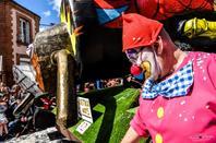 defilè du carnaval de jour 2018 de cholet 44