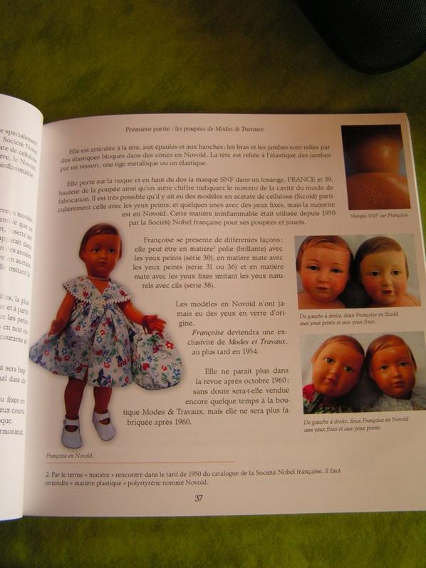 les poupées Modes & Travaux