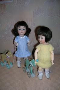 Loulotte & Mademoiselle Mimi