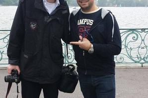 02.05.2014 Avec Ludo Prel à Enghien-Les-Bains (95)