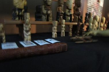 expo sur la polinésie / presentation on Polynesia