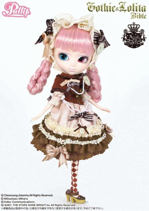 Mes 3 futures pullips :3