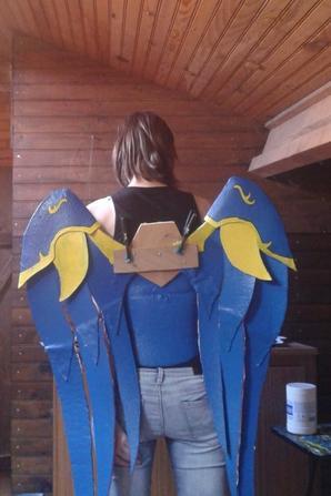 cosplay - marine. armure divine .  . .la suite
