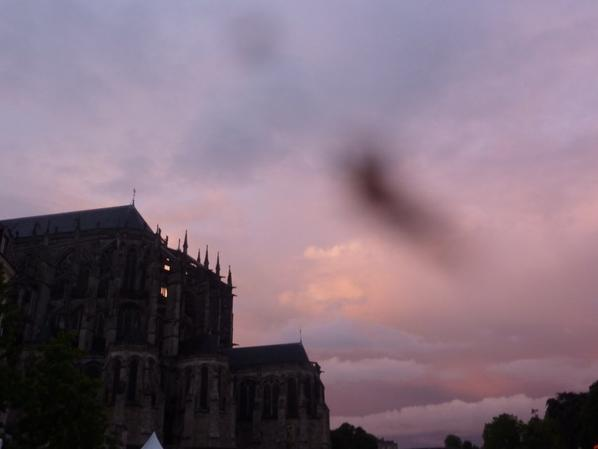 photo du 17 juin 2016 à la cathédrales