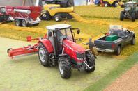 Expo de miniature Agricole a Chalons