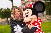 Les acteurs a DisneyLand  Paris