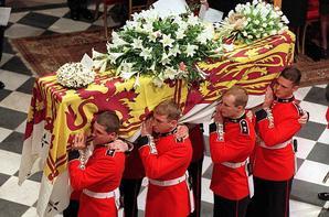 Princesse Diana Funeral