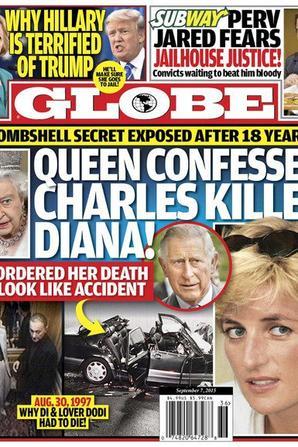 Diana est morte !