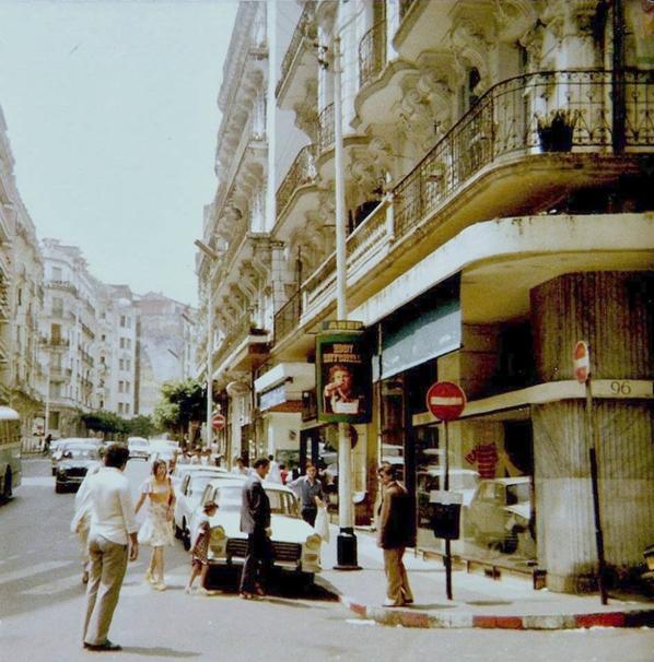 rue Didouche Mourad (ex.rue Michelet)