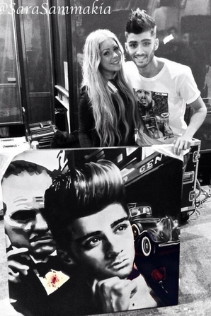 Zayn et Niall :)