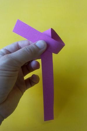 origamie: petite étoile