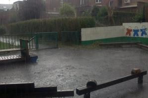 orage de cette apres midi