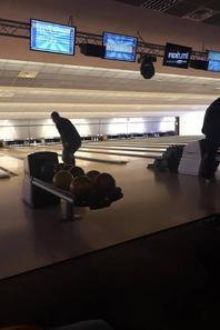 bowling et voiture de mon fils