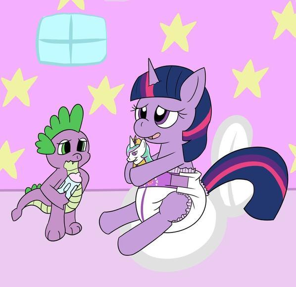 bébé my little pony (2)