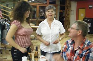 Et...........Dominique et sa LILA..............