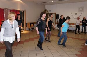 photos soirée fin d'année Country Time 14/12/2012