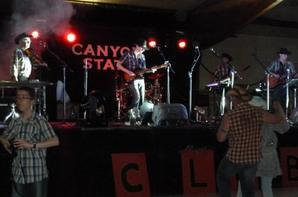 Soirée du Baryn's Country Club 11/5/2013 avec Canyon State et Arizona Sunrise II