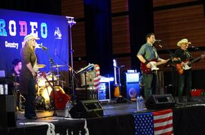 Toul 24/01/2015 avec Rodéo Country Band