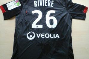 122ième maillot porté par Yohann RIVIÈRE à Orléans