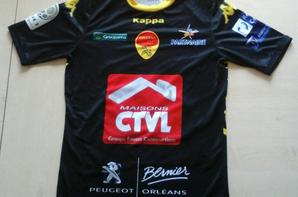 123ième maillot porté par Tafsir CHÉRIF face à Nîmes
