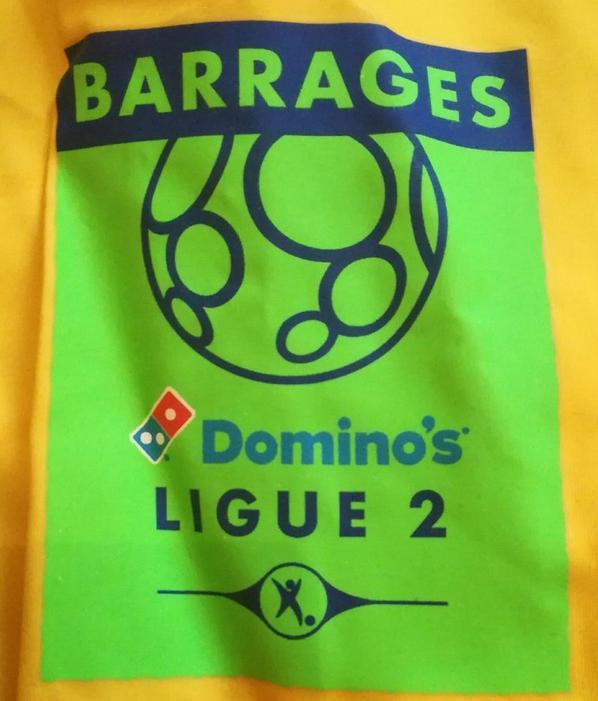 231 ième maillot porté par Khaled AYARI lors du match de barrage face au PFC à Orléans
