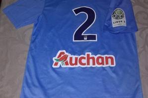 232 ième maillot porté par Ibrahim Cissé