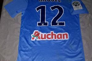 233 ième maillot porté par Florian MIGUEL