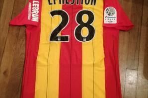 249 ième maillot porté par Thomas EPHESTION